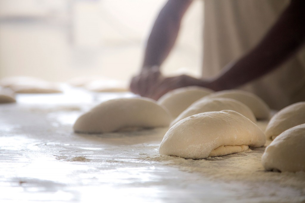 El pa de coca de Folgueroles