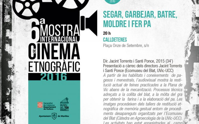 6ª Muestra Internacional de Cine Etnográfico