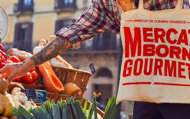 Aquest cap de setmana, tornem al Mercat del Born Gourmet!